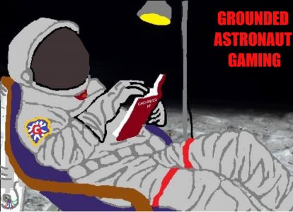 Grounded Astronaut